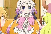 Kobayashi San Chi No Dragon Maid