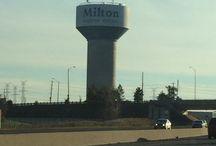 Halton Region-Milton Ontario, My Place