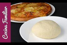 masa de pizzas