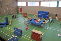 Bewegingsonderwijs midden- + bovenbouw