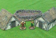 Dark Age Buildings, Scenics, & Terrain / Dark Age Buildings, Scenics, & Terrain