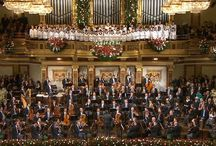 137 ✿❁❀♡༺♥༻LADY A & NEW YEAR'S CONCERT VIENNA✿❁❀♡༺♥༻ / ✿❁❀♡༺♥༻Happy New Year !It has long been a Philharmonic tradition at the New Year to present a program consisting of the lively and at the same time nostalgic music from the vast repertoire of the Johann Strauss family and its contemporaries. These concerts not only delight the audiences in the Musikverein in Vienna, but also enjoy great international popularity through the world wide television broadcast, which now reaches over 90 countries.XOXO LADY ANNAMARIA✿❁❀♡༺♥༻