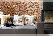 Tkaniny w domu / Jak można zmienić nastrój w domu? Proste - sprawiając sobie i rodzinie nowe tekstylia domowe.