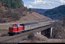 diverse treinen / divere treinen en bijbehoren