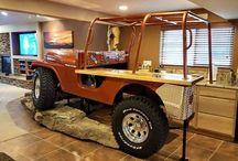 Deco jeep