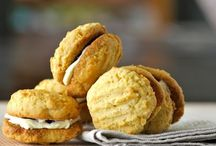 Biscuits, slices and other sweet stuff