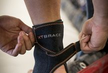Post therapy wraps / Pain is temporary, quitting is forever – Lance Armstrong: Don't stop your adventures for minor strains, get the best post therapy wraps from xtbrace.com.