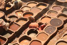 concerie / carta a mano marocco 2013