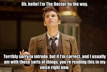 Whovian! / A board devoted to my love of Doctor Who. What's not to love?
