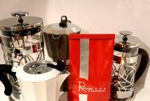 Cafetière à l'italienne et cie / Pour un café authentique... à l'italienne !