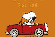 Say Hi to Snoopy