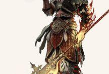 검은사막 원화 / 찾기 어렵다는 펄어비스의 MMORPG 검은사막 원화 모으고 있는 보드입니다.