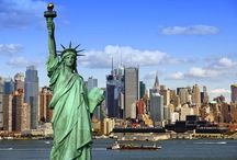 Dropping Some NYC Attractions / Get ideas for attractions and things to do in New York City.