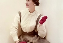 1950s style / the glamour of the 1950s