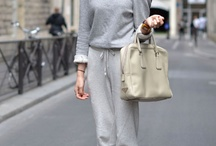 Le Casual / Lounge wear for staying in and running errands.