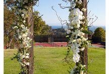 Wedding deco @lalos flower shop Edessa Greece / My works