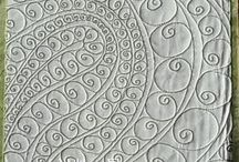 Free Motion Quilting / Designs and Machine Embroidery