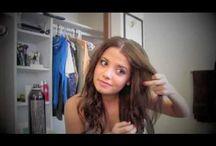youtube hair tutorials :)