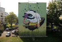 World of Urban Art : BOZKO  [Bulgaria]
