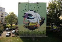 World of Urban Art : BOZKO  [Bulgaria]