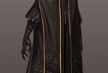 Concepts - Clothes and Robes