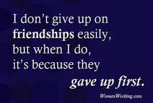 Qoutes about friends