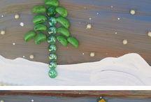 31- créations d'Hiver / Toutes les créations et décorations sur le thème de l'hiver