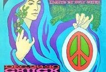 60s Psychadelic Posters