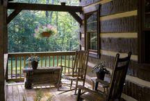 Porches / by Susan Mahurin