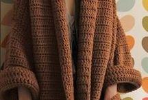 swetry  bluzki crochet