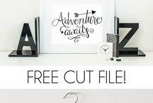 cutting file ideas