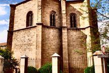 LA CAPILLA DE MOSEN RUBI, EN AVILA / Imágenes de uno de los edificios mas interesantes, bonitos y con mas leyendas de Avila