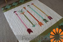 Quilts for archers
