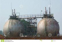 gas tank sphere