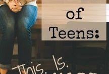 The Teenaged Years