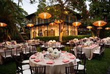 Unique Wedding Venue: Hemingway House, Key West / This is where Ernest Hemingway lived. Weddings with Simply You are always unique but sometimes the venue does some of the work for us... #wedding #venue