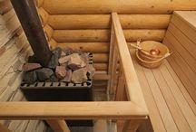 Szauna / A skandináv vidékeken ilyenkor sűrűbben fűtik fel a szaunákat a mökkikben, mint nyáron