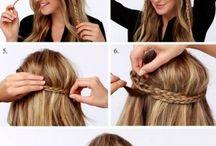 Peinados / Casual