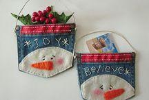 Christmas decorations / Xmas