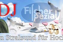 DJ Fischer Spezial /  DJ Fischer Spezial,Karl-Heinz Fischer und mich können Sie b #Hochzeiten, #Feiern, #Feste und #Partys in #Stralsund. Hochzeits DJ, Event DJ, Party DJ, DJ für Feiern, DJ Stralsund