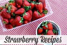 Recipes -- Strawberry Season / Strawberry Recipes