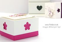 Stampin' Stuff-Packaging / by MaryAnn Hilleary