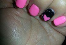 Nails / by Chelsea Elbert