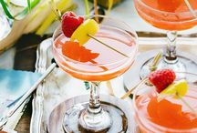cocktails yumm!