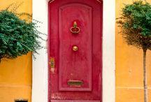 5)  Anywhere - Doors and windows