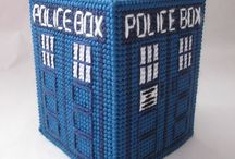 Plastic Canvas-Doctor Who / by Michelle Haigh