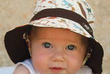 Baby Boys Sun Hats
