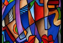 Picasso's cubist