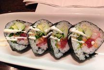 Chef's Special Rolls / Maki