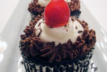 Good Eats : Desserts : Black-Forest  / by Bea Witched